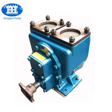 High Efficiency Oil Fuel Tanker Gear Transfer Pump
